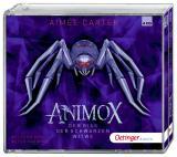 Cover-Bild Animox. Der Biss der schwarzen Witwe (4 CD)