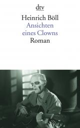 Cover-Bild Ansichten eines Clowns