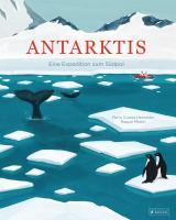 Cover-Bild Antarktis