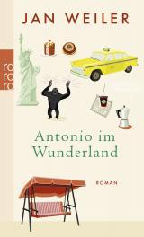Cover-Bild Antonio im Wunderland