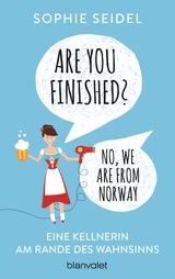 Cover-Bild Are you finished? - No, we are from Norway