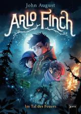 Cover-Bild Arlo Finch (1). Im Tal des Feuers