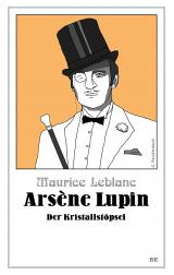 Cover-Bild Arsène Lupin - Der Kristallstöpsel