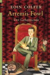 Cover-Bild Artemis Fowl - Der Geheimcode