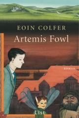 Cover-Bild Artemis Fowl