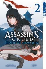 Cover-Bild Assassin's Creed - Blade of Shao Jun 02