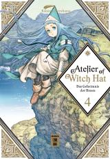 Cover-Bild Atelier of Witch Hat 04