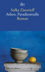 Cover-Bild Athen, Paradiesstraße