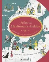 Cover-Bild Atlas der Heldinnen und Helden