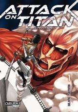 Cover-Bild Attack on Titan 1
