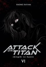 Cover-Bild Attack on Titan Deluxe 6