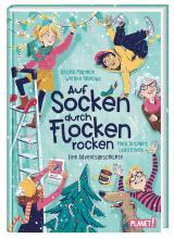 Cover-Bild Auf Socken durch Flocken rocken. Eine Adventsgeschichte