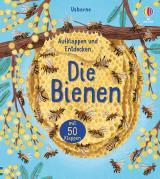 Cover-Bild Aufklappen und Entdecken: Die Bienen