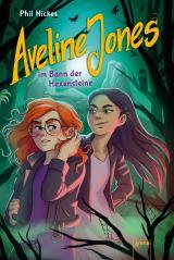 Cover-Bild Aveline Jones im Bann der Hexensteine (2)