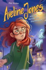 Cover-Bild Aveline Jones und die Geister von Stormhaven