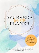 Cover-Bild Ayurveda for life - Planer