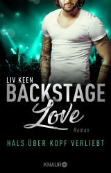 Cover-Bild Backstage Love – Hals über Kopf verliebt