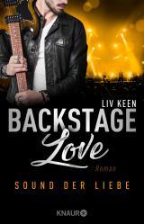 Cover-Bild Backstage Love – Sound der Liebe