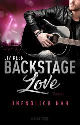 Cover-Bild Backstage Love – Unendlich nah