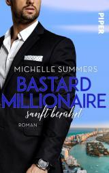 Cover-Bild Bastard Millionaire - sanft berührt