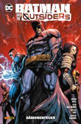 Cover-Bild Batman und die Outsiders