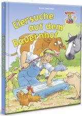Cover-Bild Bauer Bolle • Eiersuche auf dem Bauernhof