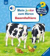 Cover-Bild Bauernhoftiere