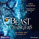 Cover-Bild Beast Changers. Im Bann der Eiswölfe