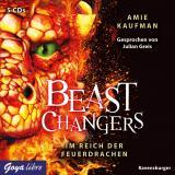 Cover-Bild Beast Changers. Im Reich der Feuerdrachen