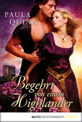 Cover-Bild Begehrt von einem Highlander