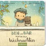 Cover-Bild Ben und Bär warten auf Weihnachten