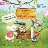 Cover-Bild Benny und die Waschbärbande - Abenteuer im Summenden Wald