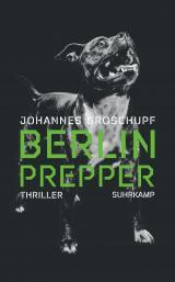 Cover-Bild Berlin Prepper
