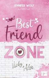Cover-Bild Best Friend Zone - Vicky und Alex
