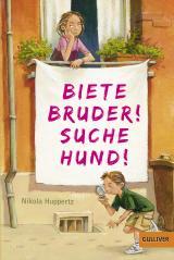 Cover-Bild Biete Bruder! Suche Hund!