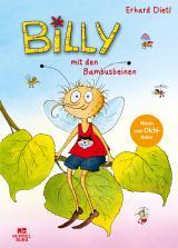 Cover-Bild Billy mit den Bambusbeinen