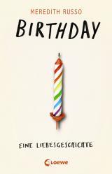 Cover-Bild Birthday - Eine Liebesgeschichte