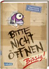 Cover-Bild Bitte nicht öffnen 1: Bissig!