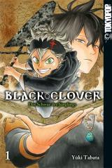 Cover-Bild Black Clover 01