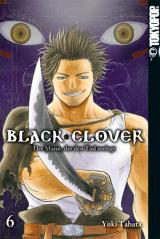 Cover-Bild Black Clover 06