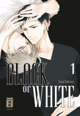 Cover-Bild Black or White 01