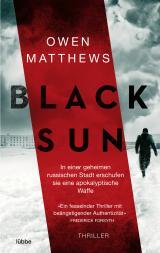 Cover-Bild Black Sun