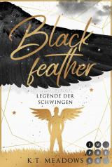 Cover-Bild Blackfeather (Legende der Schwingen 2)