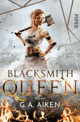 Cover-Bild Blacksmith Queen