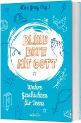 Cover-Bild Blind Date mit Gott
