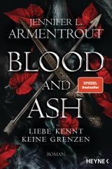 Cover-Bild Blood and Ash - Liebe kennt keine Grenzen