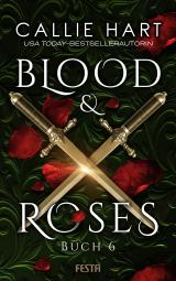 Cover-Bild Blood & Roses - Buch 6