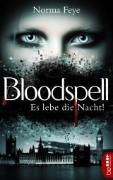 Cover-Bild Bloodspell - Es lebe die Nacht!