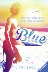 Cover-Bild Blue. Kann eine Sommerliebe dein Leben verändern?