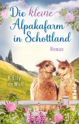 Cover-Bild Blue Skye - Die kleine Alpakafarm in Schottland